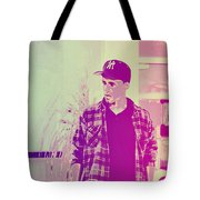 Thoughtful Youth Series 28 Tote Bag