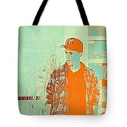 Thoughtful Youth Series 29 Tote Bag