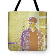 Thoughtful Youth Series 30 Tote Bag