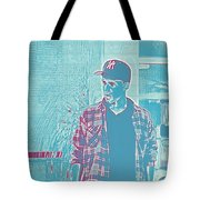Thoughtful Youth Series 31 Tote Bag