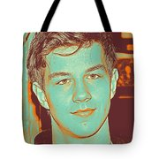Thoughtful Youth Series 32 Tote Bag
