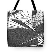Thoughts Churning Tote Bag