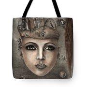 Thoughts Fantasy Tote Bag