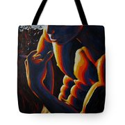 Thoughts In The Night Tote Bag