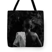 Thoughts In Time Tote Bag by Bob Orsillo