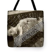 Thoughts Of You Tote Bag