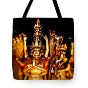 Thousand Hands Buddha Tote Bag