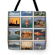 Thousand Islands Tote Bag
