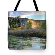 Thousand Springs Idaho Tote Bag