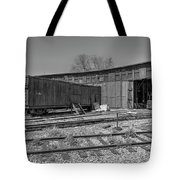 Thr Roundhouse Tote Bag