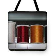Thread On A Sill Tote Bag
