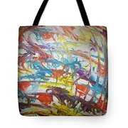 Threads To Be Laced  Tote Bag