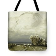 Threatening Weather Tote Bag