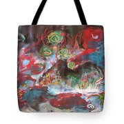 Three Arms12 Tote Bag