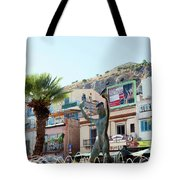 Three Birds Tote Bag
