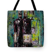 Three Bottles Of Wine Tote Bag