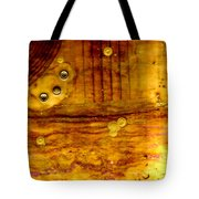 Three Brass Rings II Tote Bag