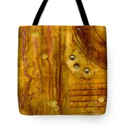 Three Brass Tokens IIi Tote Bag