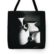Three Clay Jars 1 Tote Bag