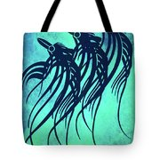 Three Crows Contemporary Minmalism Tote Bag