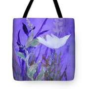 Three Doves  Tote Bag