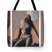 Three Figures - Triptych Tote Bag