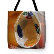 Three Fiori Murano Tote Bag