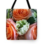 Three From The Heart Tote Bag