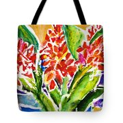 Three Gingers Tote Bag