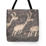 Three Goats Tote Bag
