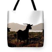 Three Goats Tote Bag