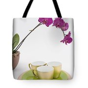 Three Gold Cups Tote Bag
