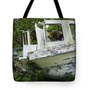 Three Hour Tour - In Color Tote Bag