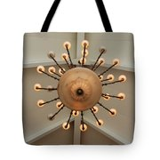 Three Lights Out Tote Bag