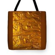 Three Lions Tote Bag