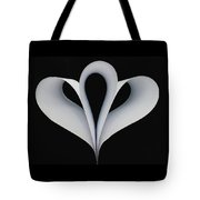 Three Little Curls Tote Bag