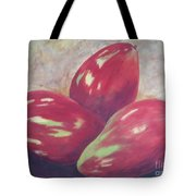 Three Mangos Tote Bag