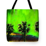 Three Palms IIi Tote Bag