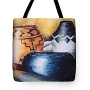Three Pots Tote Bag