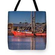 Three Princess Schrimpboat Tote Bag