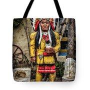 Three Rivers Indian Tote Bag