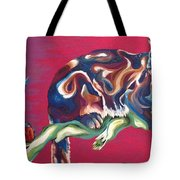 Three Robins Tote Bag