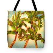 Three Sisters - Keauhou Bay Tote Bag