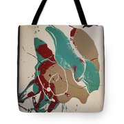 Three Sisters Under The Iron Sun Tote Bag