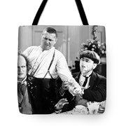 Three Stooges: Film Still Tote Bag by Granger