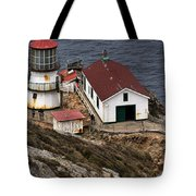 Three Story Climb Tote Bag