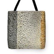Three Textures Tote Bag