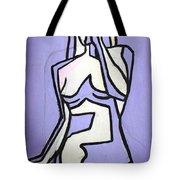 Three Tote Bag by Thomas Valentine
