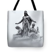 Three Woman Tote Bag