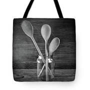 Three Wooden Spoons Tote Bag